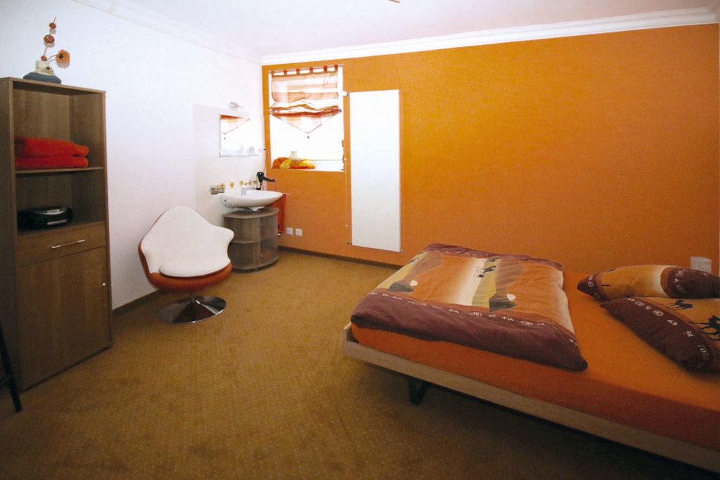 Hotel Restaurant Krone Leuk Zimmer 2