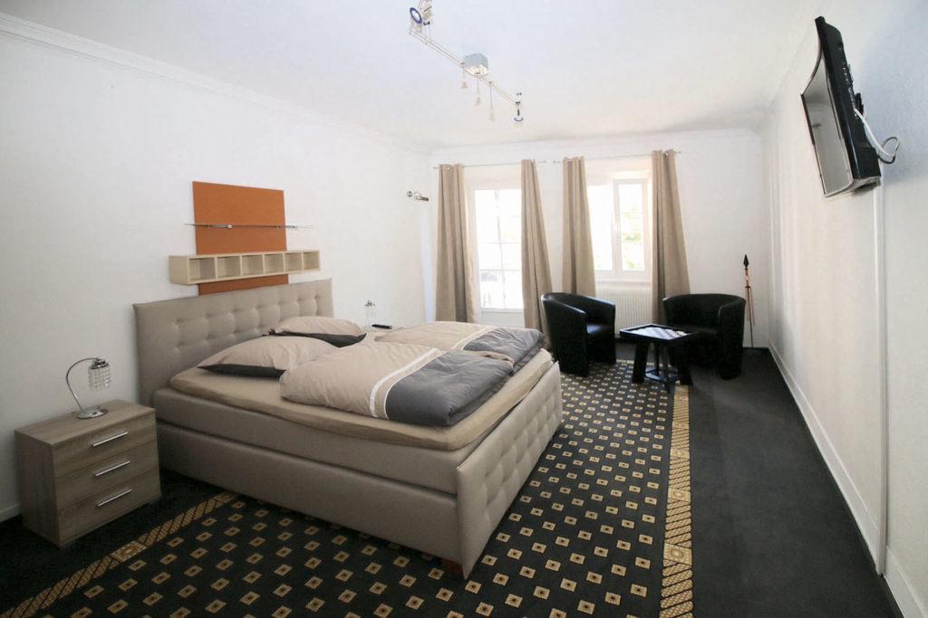 Hotel Restaurant Krone Leuk Zimmer 4